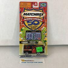 Dennis Sabre Fire Truck * Across America * Matchbox * NB23