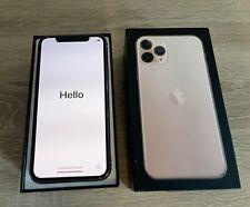 Apple iPhone 11 Pro - 256GB - Gold (Unlocked) - Mint Condition!