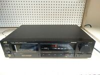 JVC TD-R411  STEREO  CASSETTE  DECK  - Vintage