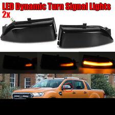 For Ford Ranger T6 Wildtrak Everest U375 Dynamic LED Side Indicator Turn Light