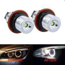 New 5W LED Angel Eye Park Car LED Light Bulb For BMW E39 E53 E60 E61 E63 E64 HQ