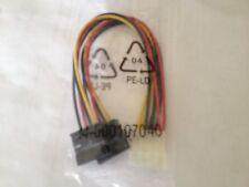 ASUS 14-000107040 SATA POWER CABLE 4 PIN TO SATA X2 - NEW