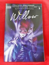 Buffy the Vampire Slayer Willow #5- Mirka Andolfo Variant, 2020, Vf/Nm!