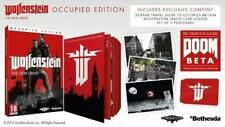 Wolfenstein The New Order Occupied Edition Xbox One New Factory Sealed