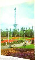 Jardin D'Été Foire Fernsehgarten Berlin Carte Postale 50er 60er Années 13 Å