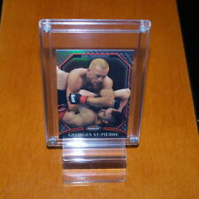 2011 Topps UFC Fighting Champion George St-Pierre Welterweight Limited Edition