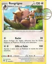 Pokemon 153/189 Rongrigou Rare EB03 Epee Bouclier 3 EB03 VF Français