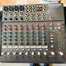 Mackie Micro Series 1202-Vlz 12-Channel Pro Audio Mic/Line Mixer