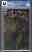 Immortal Hulk #1 CGC 9.8 ROSS Cover
