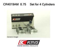ConRod BigEnd Bearings +0.75mm for DACIA,SUPER 5,B/C40,9,L42,11,B/C37,19 I,L53