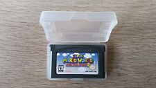 Super Mario World-Super Mario Advance 2-GBA-jeu Boy Advance-Gameboy