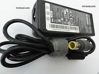 Genuine Lenovo 65W Laptop AC Adapter Power Supply Charger T400 T410 T420 T430