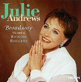 ANDREWS Julie - Broadway : music of Richard Rodgers (The) - CD Album