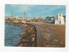 Egina Partial View Of The City Greece Postcard 479a