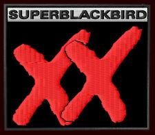 "HONDA CBR 1100 XX SUPER BLACKBIRD EMBROIDERED PATCH ~3-1/4"" x 2-3/4"" MOTORCYCLE"