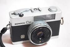 "Konica C35 V E&L Rangefinder Film Camera /Hexanon 38mm F2.8 Lens ""in 1971"""