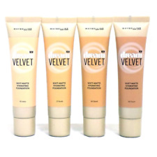 Maybelline Dream Velvet Soft Matte Hydrating Foundation - Please Choose Shade