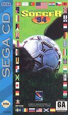 Championship Soccer '94 (Sega CD, 1994) *COMPLETE*