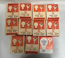 """22"" NEW Sylvania & Westinghouse 102 Watt  Incandescent Light Bulb (A11)"
