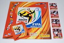 PANINI WM 2010 South Africa 2010 Deutsches Leeralbum Mint + Tüte + 4 Klose Neu