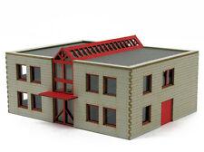 Modellbahn Union N-H00007 - Feuerwehr Verwaltungsgebäude - Spur N - NEU