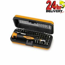 Bi-Material Microscrewdriver 36 Interchangeable 4-mm Bits & Magnetic Extension