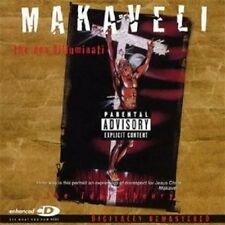 MAKAVELI - THE 7 DAY THEORY (EXPLICIT VERSION)   CD NEW+