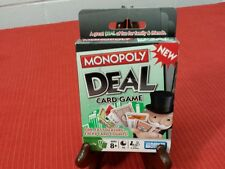 SEALED CARDS Monopoly DEAL Card GAME Parker Brothers NEVER USED new in box NIB