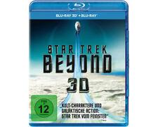 Star Trek Beyond 3D Blu-Ray 2 Discs Set