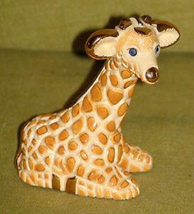 Rinconada Baby Giraffe figurine