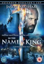 In The Name Of The King 2006 EXTENDED DIRECTOR'S CUT (DVD 2010) USED