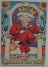 New listing Vintage The Queen Mother Fridge Magnet Mary Engelbreit Ink 1999