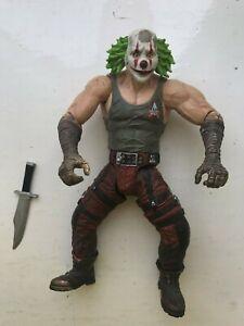 DC Direct Batman Arkham City Serie 3 Clown Schläger Actionfigur Collectibles