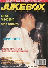 Jukebox N° 27  Gene VINCENT Sylvie VARTAN Les LOUPS GAROUS The CREATION