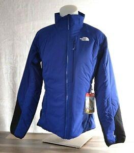NWT The North Face Women's Ventrix Jacket Full Zip Blue MEDIUM Lightweight NEW