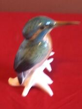 Karl Ens Kingfisher 12 cms tall