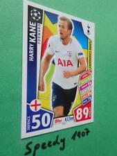 Topps Champions League 2017 2018 limited Game Changers Tottenham Kane GC12