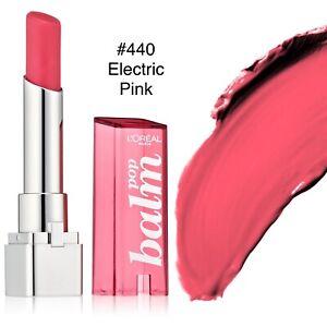 L'Oréal Paris | ColourRiche | Pop Balm #440 Electric Pink