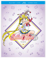 Sailor Moon Super S The Movie Blu-ray/DVD