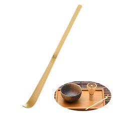 Japanese Tea Ceremony Natural Bamboo Scoop Spoon For Matcha Powder Tea Tool Hot!