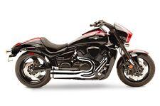 Suzuki M109R Velocity Pro Exhaust Hard Krome Exhaust 2-1 VPR :461-6055