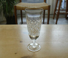 "Thomas Webb Wellington Champagne Flute - 6 1/2""(16.5cms) - 14 available"