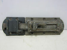 Antique Cast Iron House Shutter Latch #1