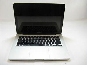 "Apple MacBook Pro A1278 7,1 13"" 2.4GHz C2D 250GB HDD 4GB RAM MacOS 10.13 Grade B"