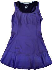 Nike tennis dri fit purple tennis dress size M