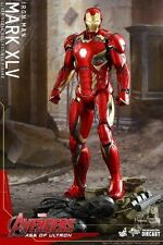 Hot Toy 1/6 Marvel Avengers MMS300 D11 Iron Man MK 45 Mark XLV Action Figure