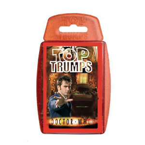 Top Trumps - Doctor Who (David Tennant)