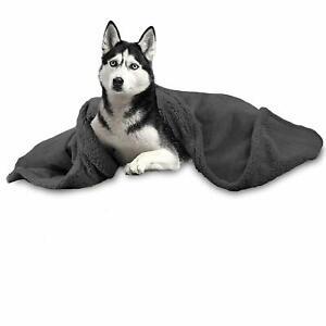 Indian Luxurious & Long Life Super Soft Black Mink Fur Cover For Dog/Cat