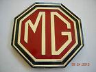 MG MGB MIDGET GRILL EMBLEM BADGE MGB YEARS 70 - 72 MIDGET YEARS 70 - 74