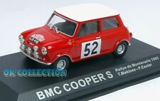 1:43 Rally BMC COOPER S - Montecarlo (1965) - T.Makinen - P.Easter (33)